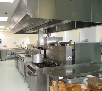 Kitchens/Food Preparation Areas