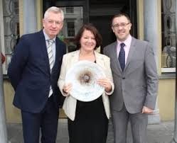 Breeda Hurley Honoured by Tralee Chamber Alliance for making a 'positive impact through her business and working life'